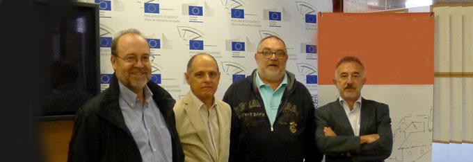 Denuncia la reforma de la Ley de Propiedad Intelectual ante la Comisión Europea